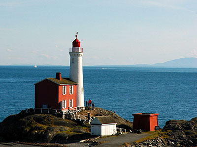Fisgard Lighthouse, Esquimalt Harbour